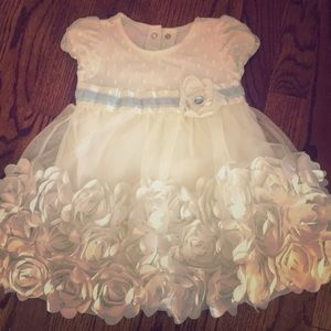 Beautiful baby girl dress 18m